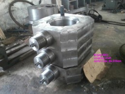 Má nối thép rèn (Forged shaft coupling)